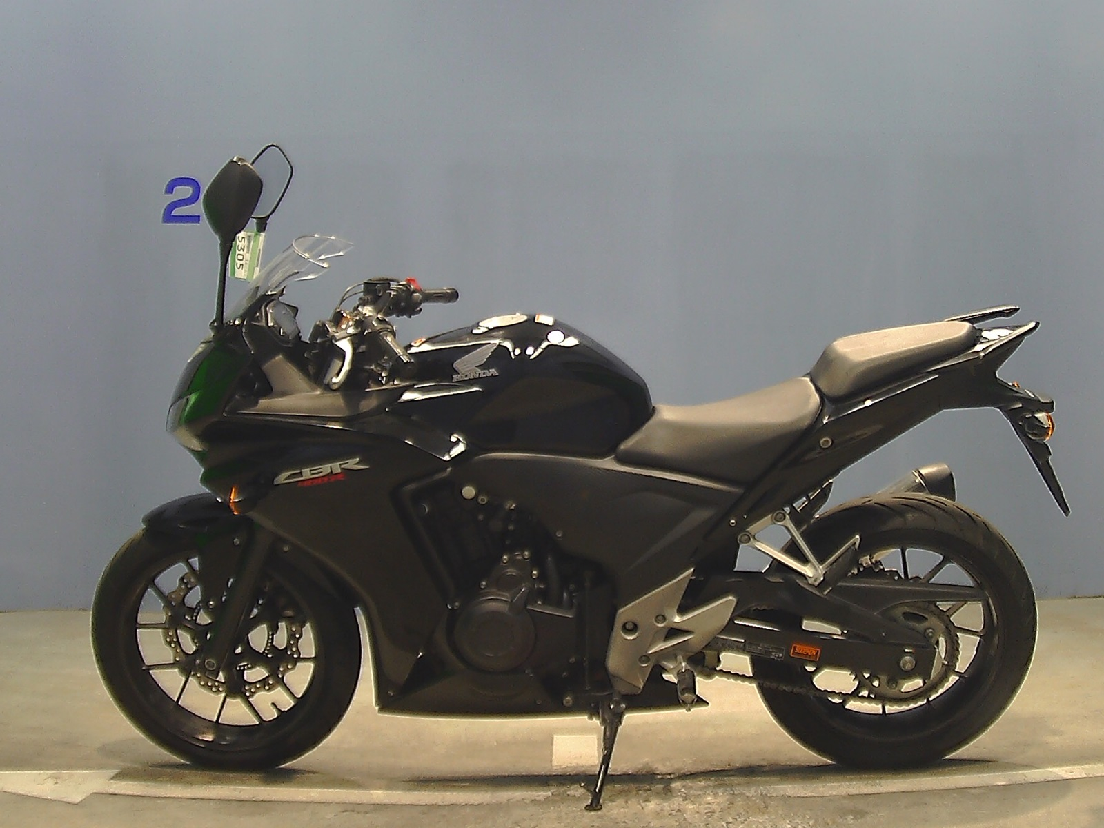Honda CBR400R ABS