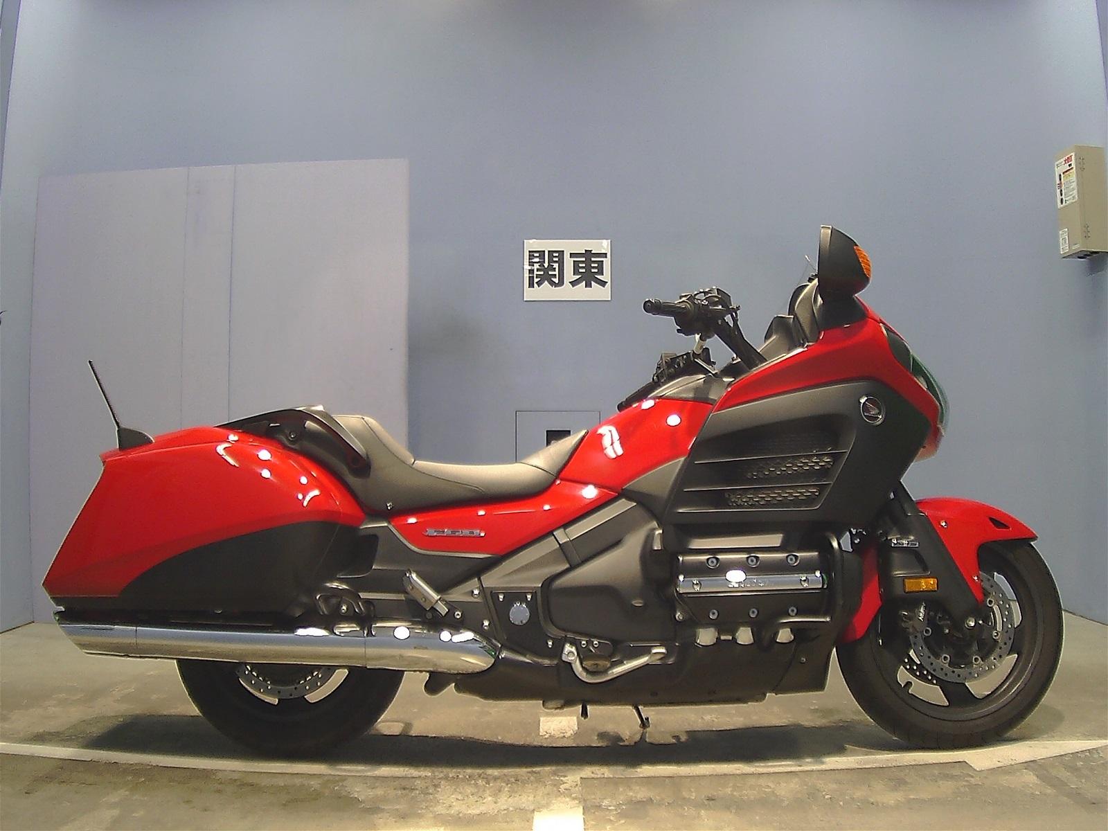 Honda GL1800 F6B