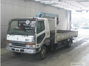 Закажите Mitsubishi Fuso Fighter из Японии под любую пошлину Vtransim.ru