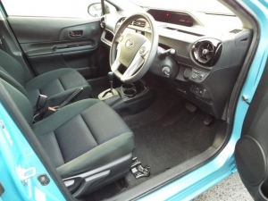 Закажите TOYOTA AQUA S из Японии под любую пошлину Vtransim.ru