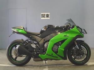 Закажите Kawasaki ZX-10R, 2011 г. из Японии под любую пошлину Vtransim.ru