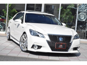 Закажите Toyota Crown из Японии под любую пошлину Vtransim.ru