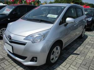 Закажите Toyota Ractis из Японии под любую пошлину Vtransim.ru