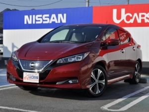Закажите NISSAN LEAF G из Японии под любую пошлину Vtransim.ru