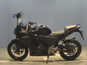 Закажите Honda CBR400R ABS из Японии под любую пошлину Vtransim.ru