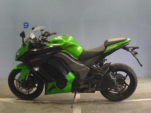 Закажите Kawasaki Z1000SXA из Японии под любую пошлину Vtransim.ru