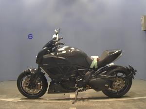 Закажите Ducati Diavel Carbon из Японии под любую пошлину Vtransim.ru