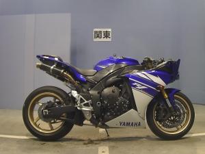 Закажите Yamaha YZF-R1 из Японии под любую пошлину Vtransim.ru