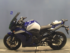 Закажите Yamaha FZ-1 Feather GT из Японии под любую пошлину Vtransim.ru