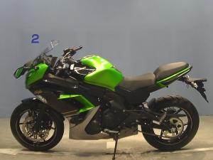 Закажите Kawasaki NINJA400R ABS из Японии под любую пошлину Vtransim.ru