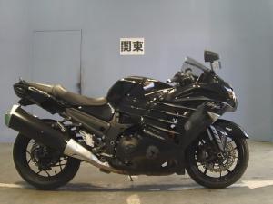 Закажите Kawasaki ZX-14RA из Японии под любую пошлину Vtransim.ru