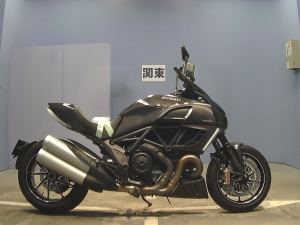 Закажите Ducati Diavel Carbon из Японии под любую пошлину Vtransim.ru