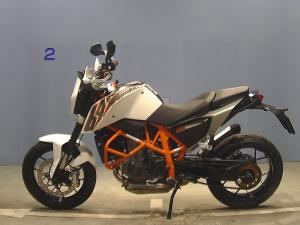 Закажите KTM 690 DUKE из Японии под любую пошлину Vtransim.ru