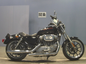 Закажите Harley-Davidson Harley XL883L из Японии под любую пошлину Vtransim.ru