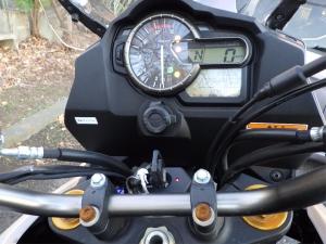 Закажите Suzuki V-Strom1000 из Японии под любую пошлину Vtransim.ru