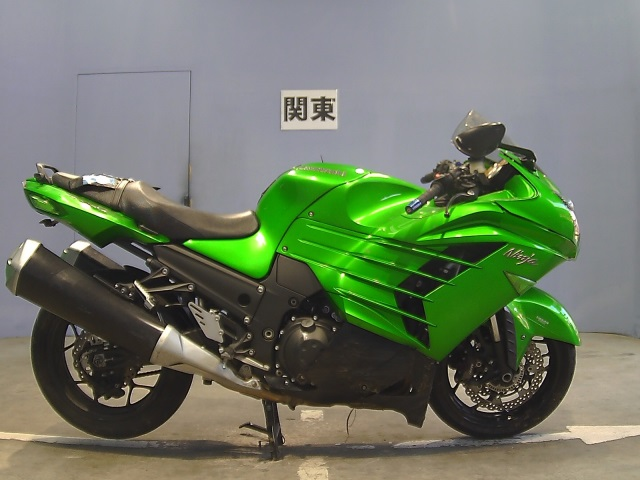 Kawasaki ZX-14RA