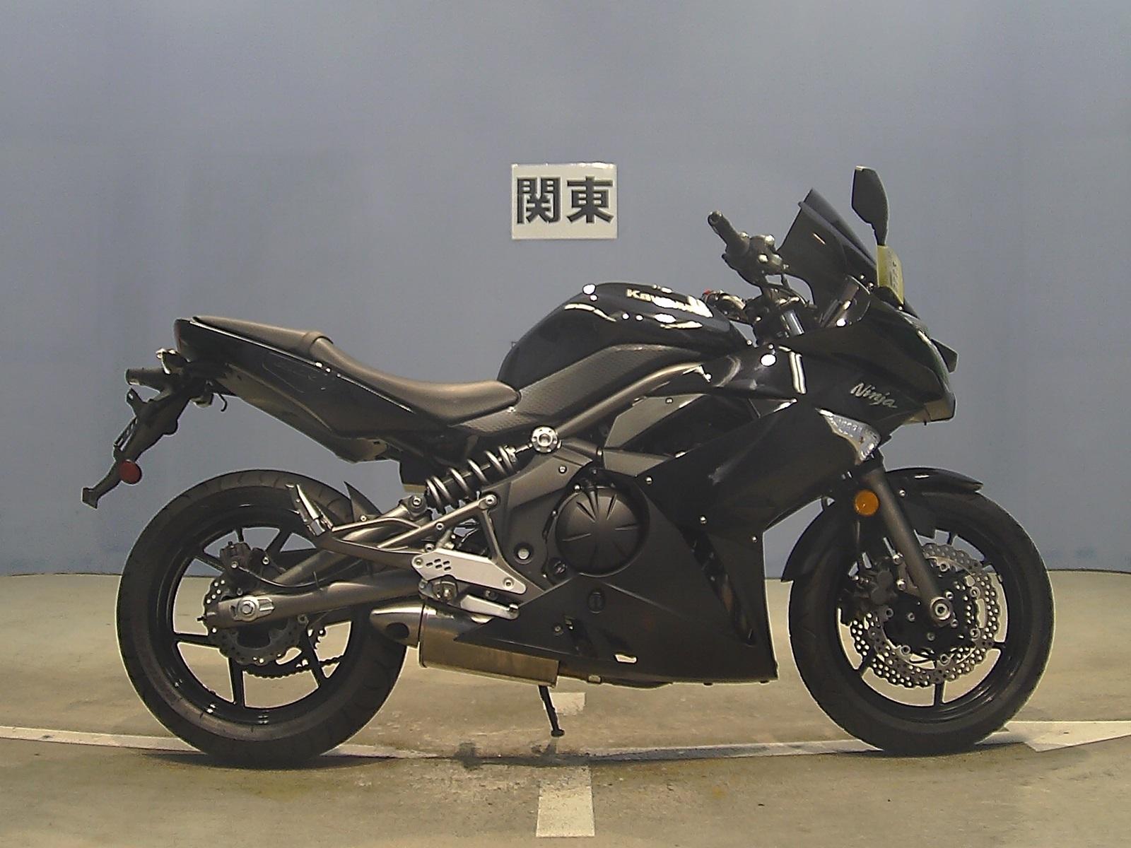 Kawasaki NINJA650R