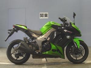 Kawasaki Z1000SXA